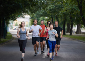 Running group