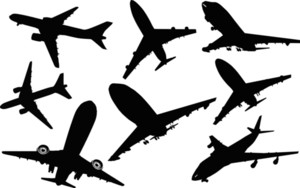 Airliners Kit Silhouette