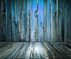 푸른 나무 바닥 배경