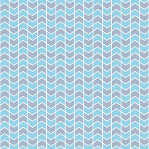 Blue And Purple Chevron Pattern