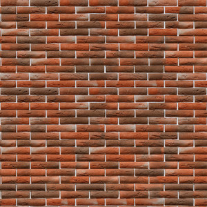 Design Texture Of Red Bricks