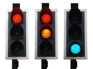 British Traffic Lights