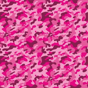 핑크 위장 패턴