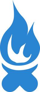 Campfire Simplicity Icon