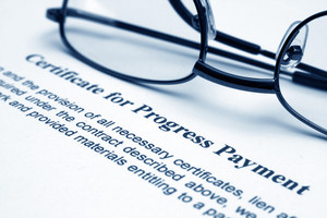 certificate of progress payment, Invoice templates