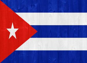 쿠바 플래그