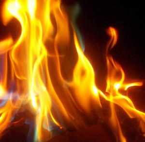 Feuer-Beschaffenheit