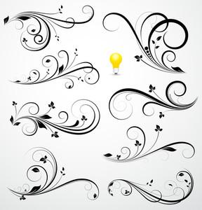 florecer Elementos