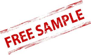 Image result for FREE SAMPLE
