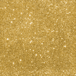 Design Texture Of Gold Glitter Paper