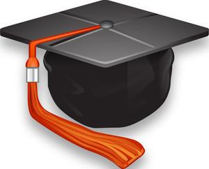 卒業キャップ