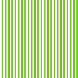 Pattern Of Green And White Stripes