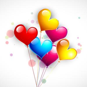 Joyeux Fond Saint Valentin