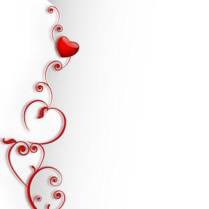Felice Sfondo San Valentino