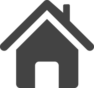 Home Glyph Icon