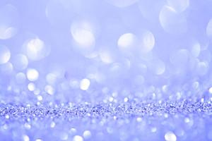 Decorative blue christmas background