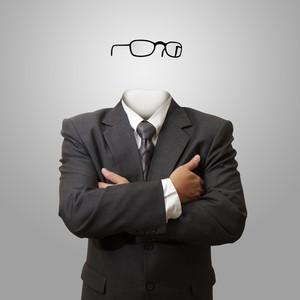 Concepto de Hombre Invisible