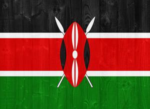 케냐 국기
