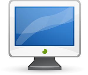 Lcd Lite Computer Icon