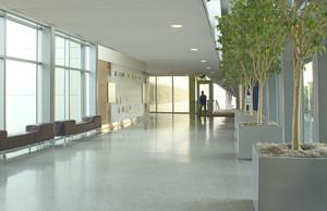 현대 호텔 복도 (299)