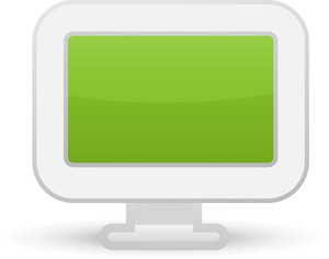 Monitor Lite Computer Icon