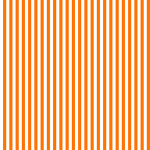 Pattern Of White And Orange Stripes