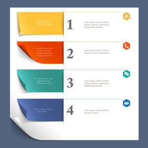 Paper Template Design For Website Layout