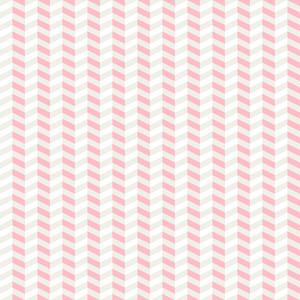 분홍색과 흰색 셰브론 패턴