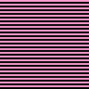 Pink And Black Stripes Pattern