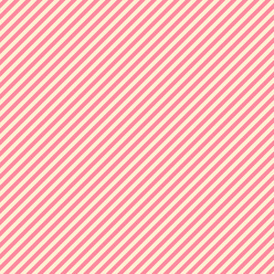 Pink Diagonal Stripes Pattern