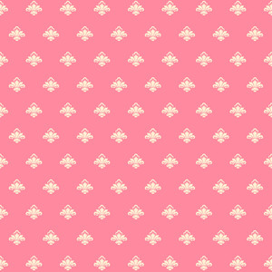 Pink Crowns Pattern