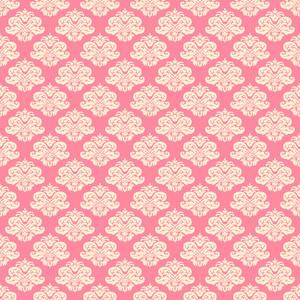 Pink Decorative Pattern