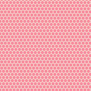 핑크 체인 링크 패턴