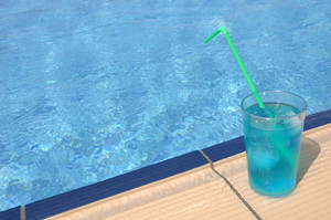 Pool Cocktail