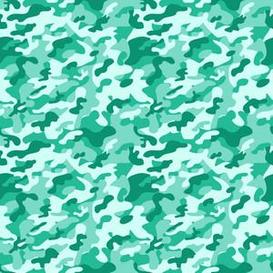 녹색 위장 패턴