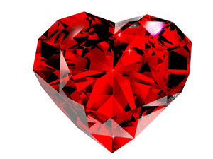 Red Diamond 3d