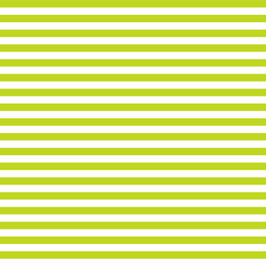 Green And White Striped Pattern