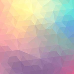 幾何学模様のレトロなパターン。カラフルなモザイクバナー。あなたのテキストのための場所では幾何学的なヒップスターレトロな背景。レトロなトライアングルの背景