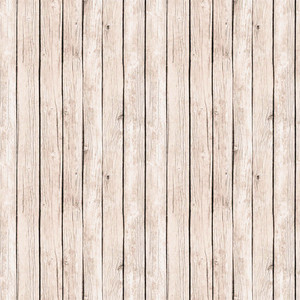 Design Texture Of White Wooden Boards