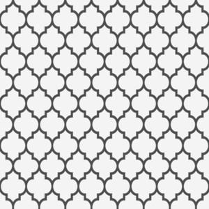 イスラムスタイルでのシームレスなパターン