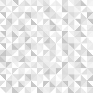 シームレスな白い幾何学的パターン
