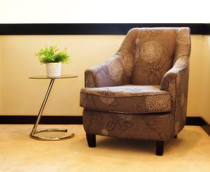 소파 좌석 - 현대적인 인테리어