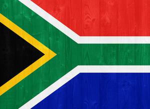 남아프리카 공화국의 국기