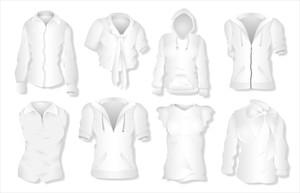 Tシャツのデザインベクトルテンプレート