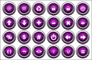 ベクトルボタン