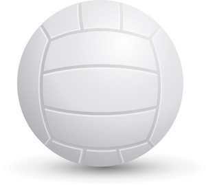 Volleyball Lite Sports Icon