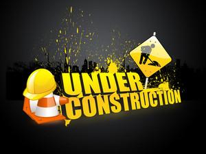 Web Template Under Construction