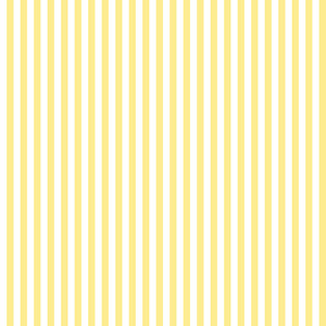 Yellow And White Striped Pattern